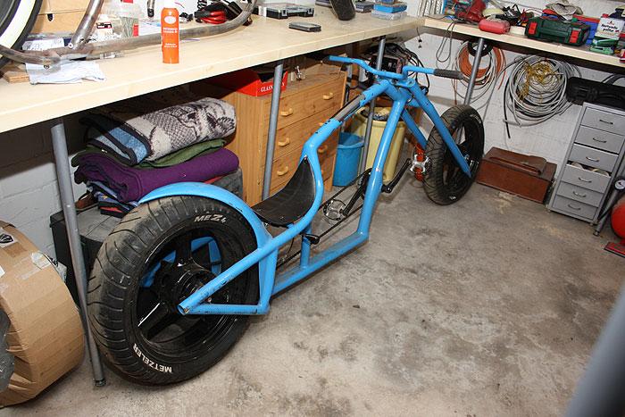 das gulf racing bike und sein kleiner bruder s 7 8 www. Black Bedroom Furniture Sets. Home Design Ideas